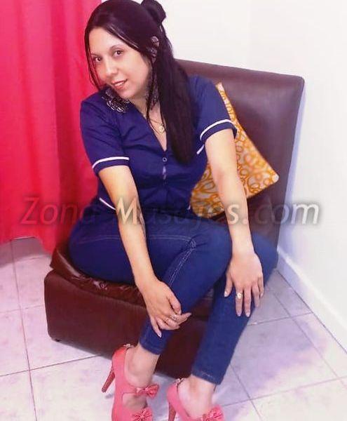 Te ofrezco una sesión de masaje:  deportivo relajante descontracturante sensitivo Te espero para pasar un momento único!
